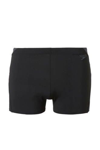 Endurance 10 zwemboxer zwart/grijs