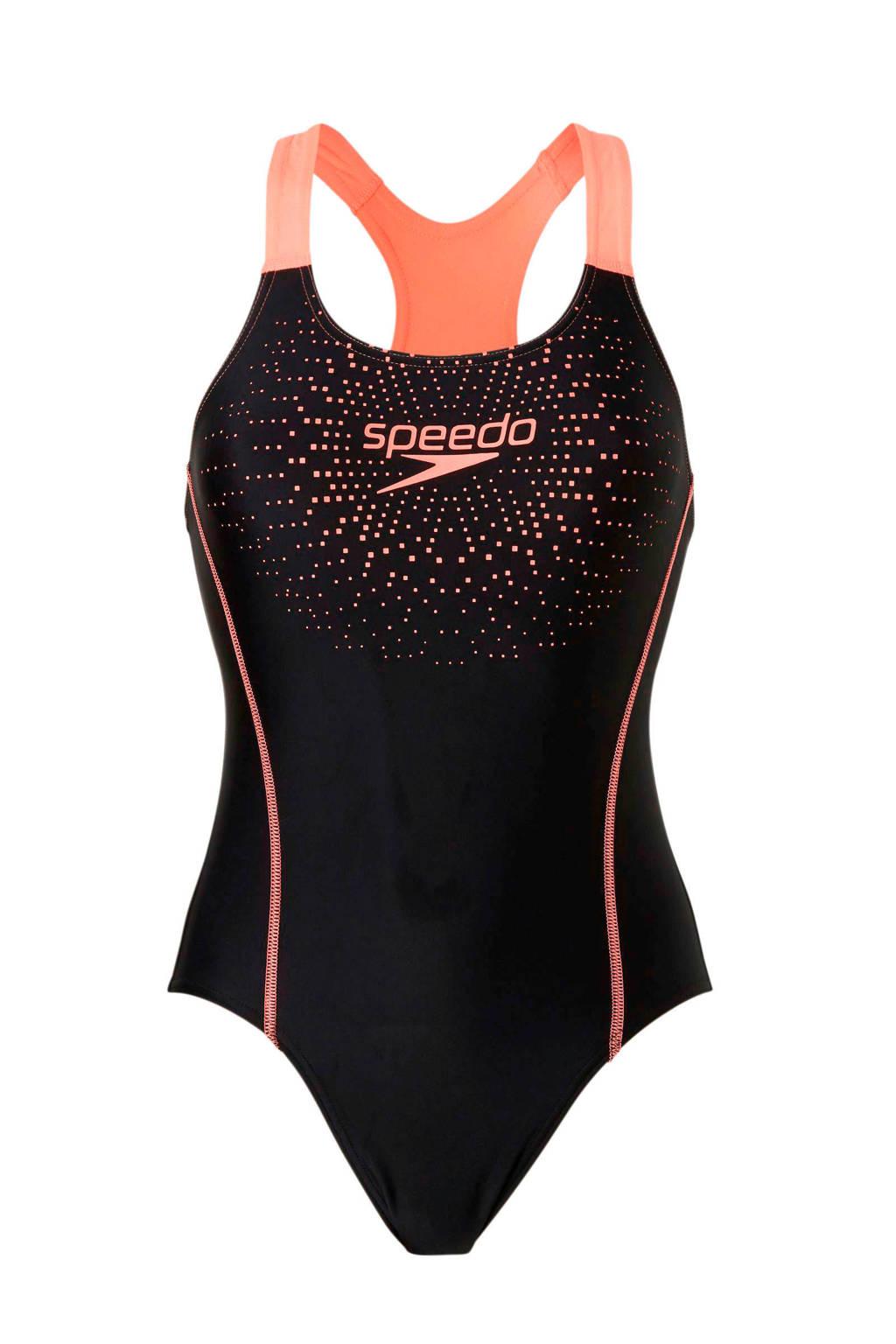 Sportbadpak roze Zwart Medalist Speedoendurance 10 AqYw5Y4
