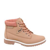 Fila New veterboots roze(dames)