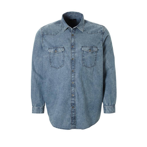 C&A XL Angelo Litrico denim overhemd
