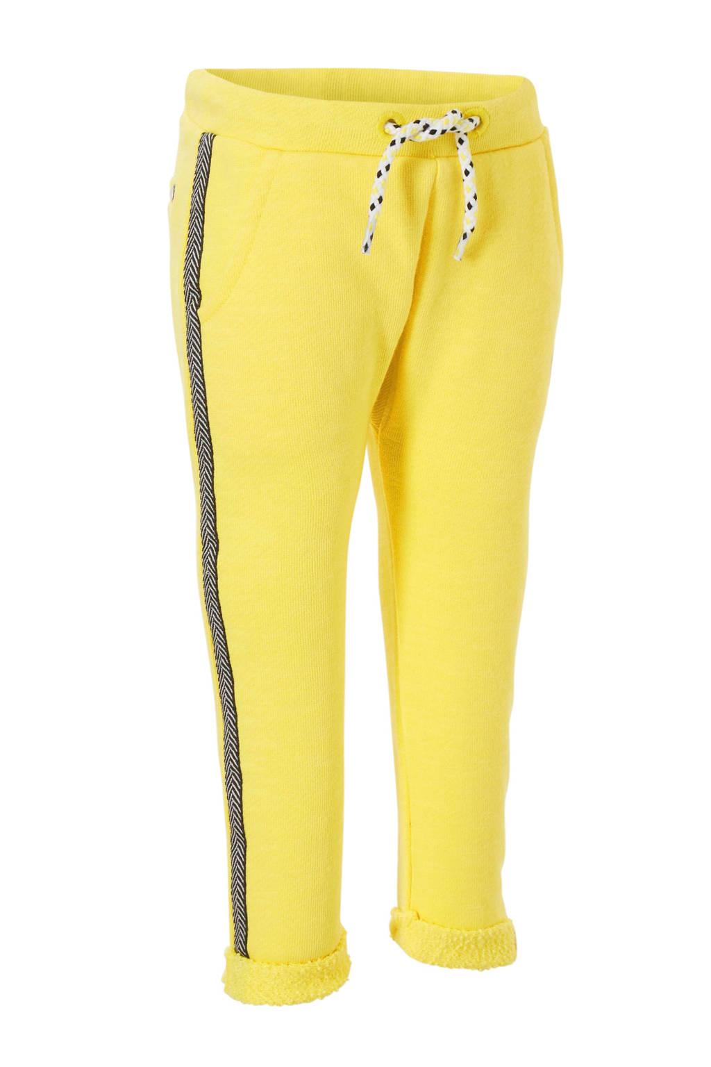 Tumble 'n Dry Lo joggingbroek Elva - geel, lemon zest