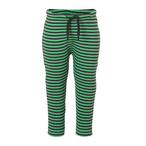 Tumble 'n Dry Lo gestreepte joggingbroek groen