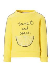 Tumble 'n Dry Lo sweater Elisia - geel, lemon zest