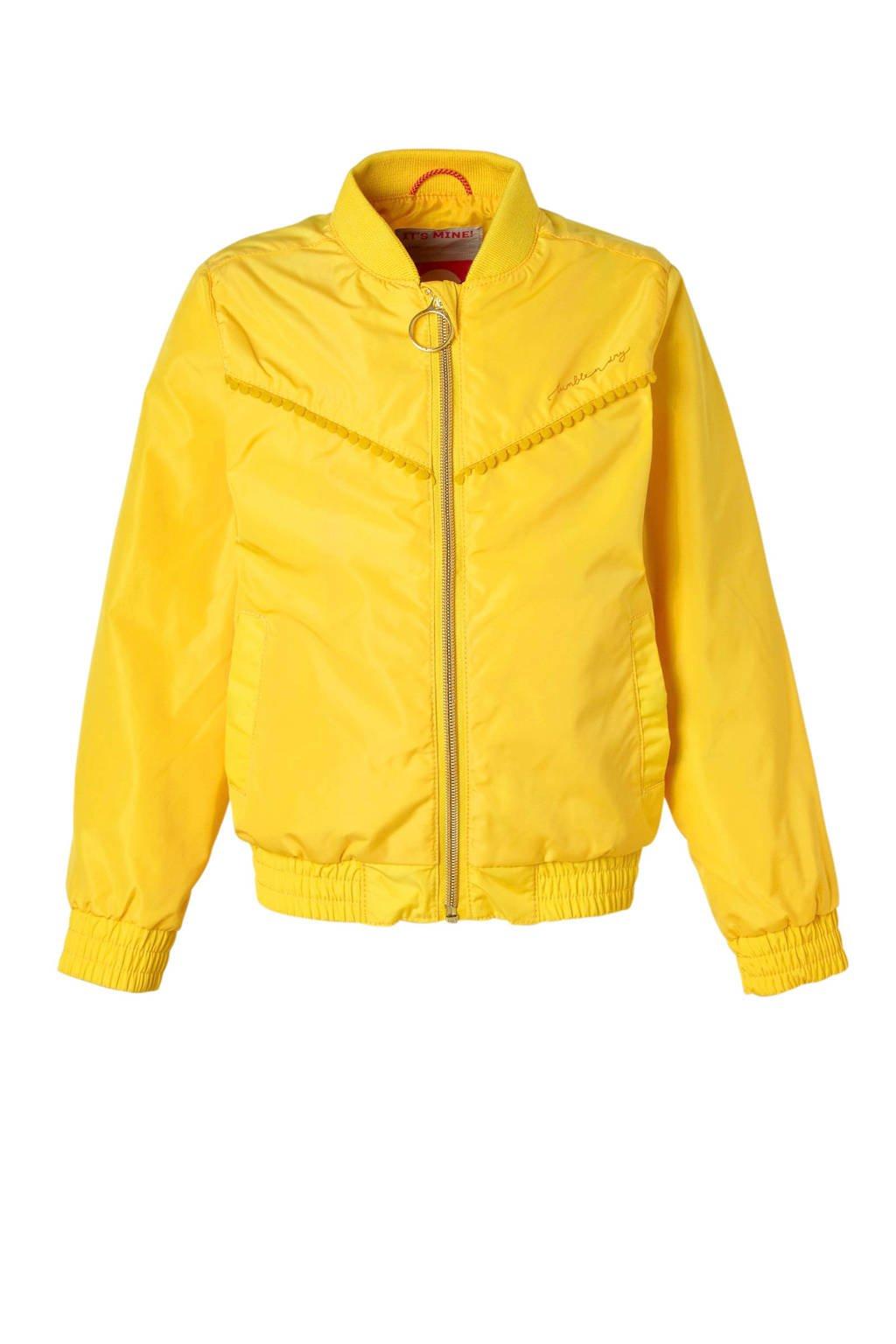 Tumble 'n Dry Mid bomberjack Cester geel, Geel