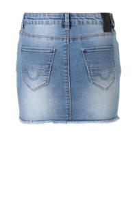 Tumble 'n Dry Hi spijkerrok met contrastbies, Light stonewashed