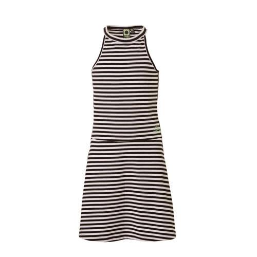 Tumble 'n Dry Hi gestreepte jurk wit kopen