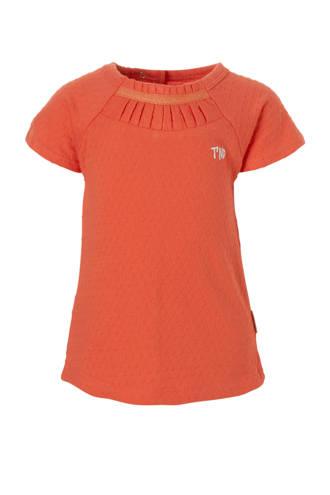 Lo T-shirt Ethana oranje