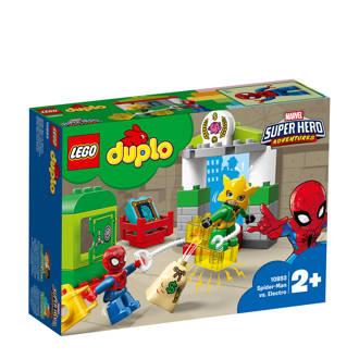 Duplo Spiderman vs. Electro 10893