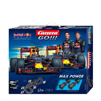 GO!!! Max power racebaan