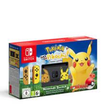 Switch Pokémon Let's Go Pikachu bundel