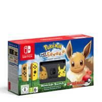 Nintendo Switch Pokémon Let's Go Eevee bundel, Multi