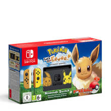 Switch Pokémon Let's Go Eevee bundel