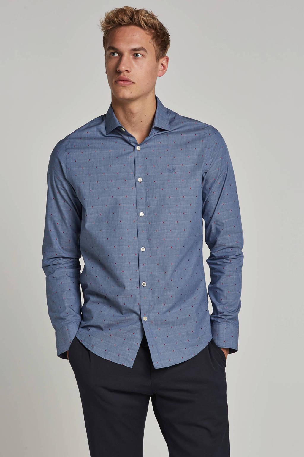 PME Legend overhemd, Blauw