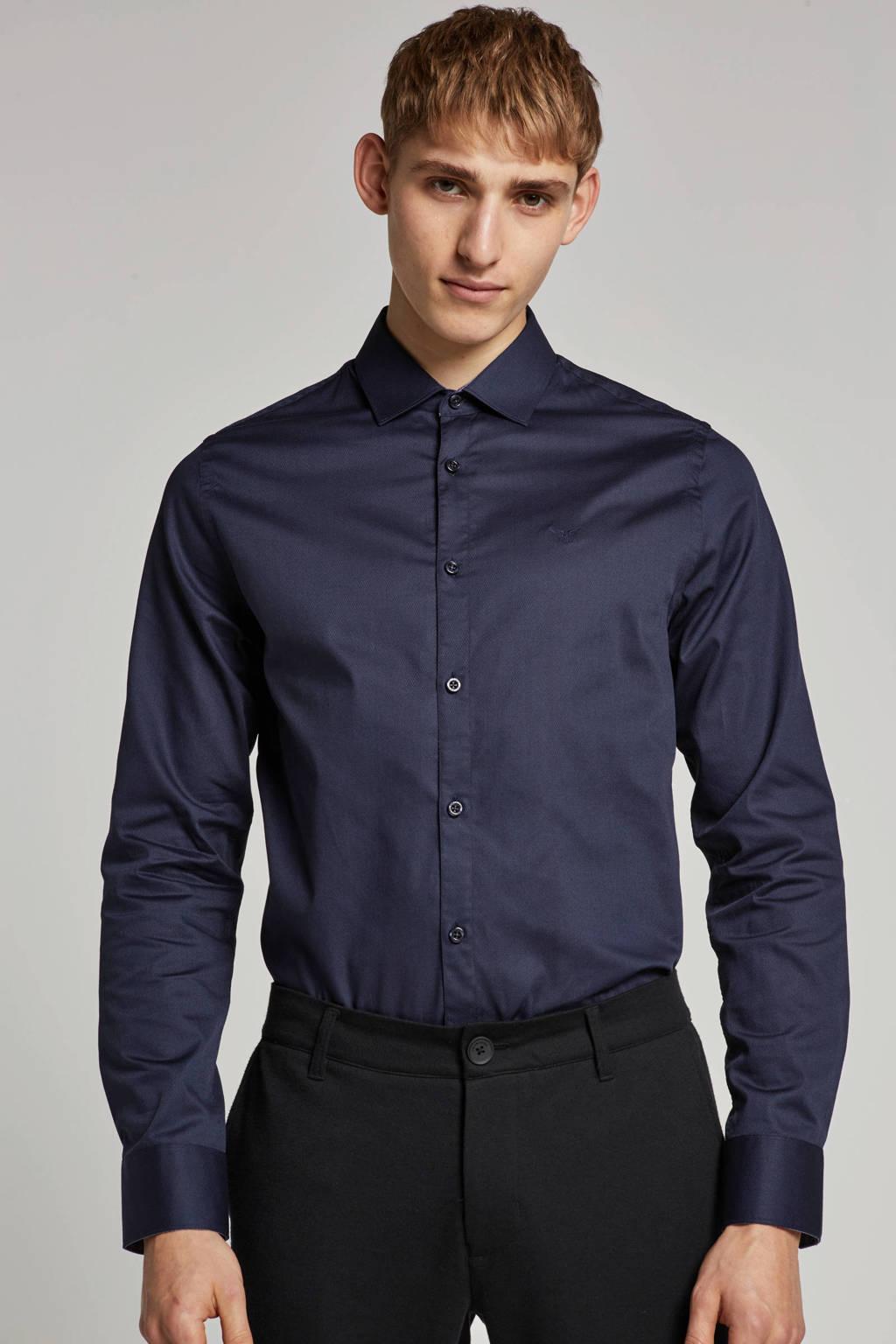 PME Legend overhemd, Donkerblauw