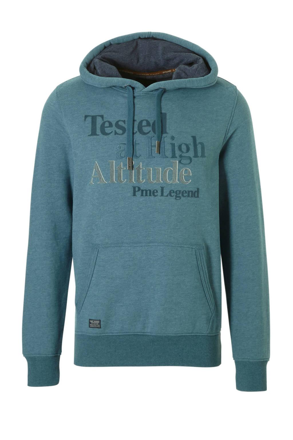 PME Legend hoodie, Blauw