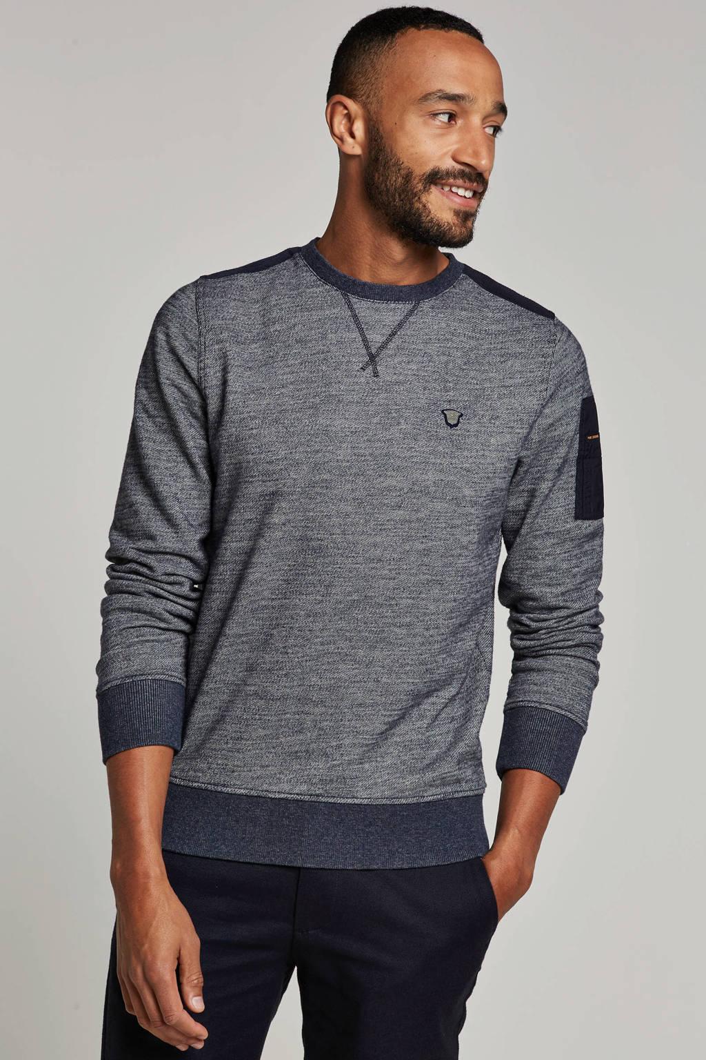 PME Legend sweater, Donkerblauw
