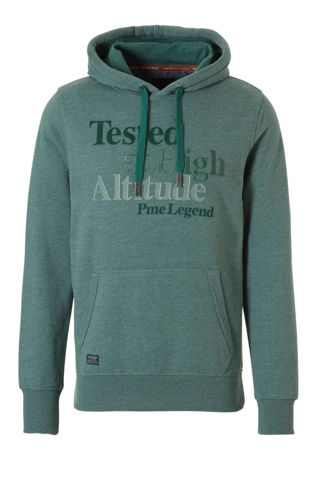 PME Legend hoodie, Groen