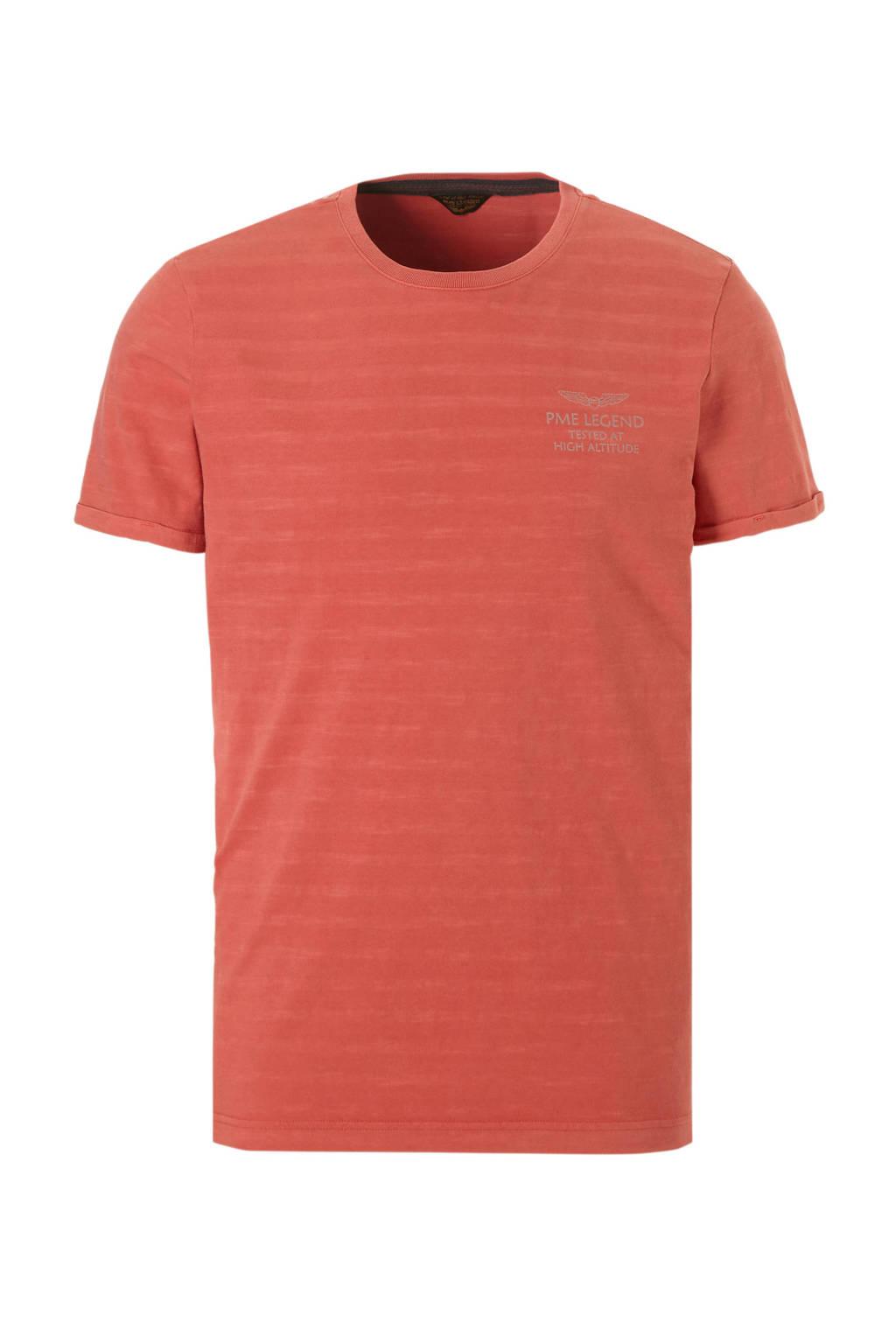 PME Legend T-shirt, Zalm