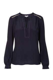 Promiss top donkerblauw (dames)