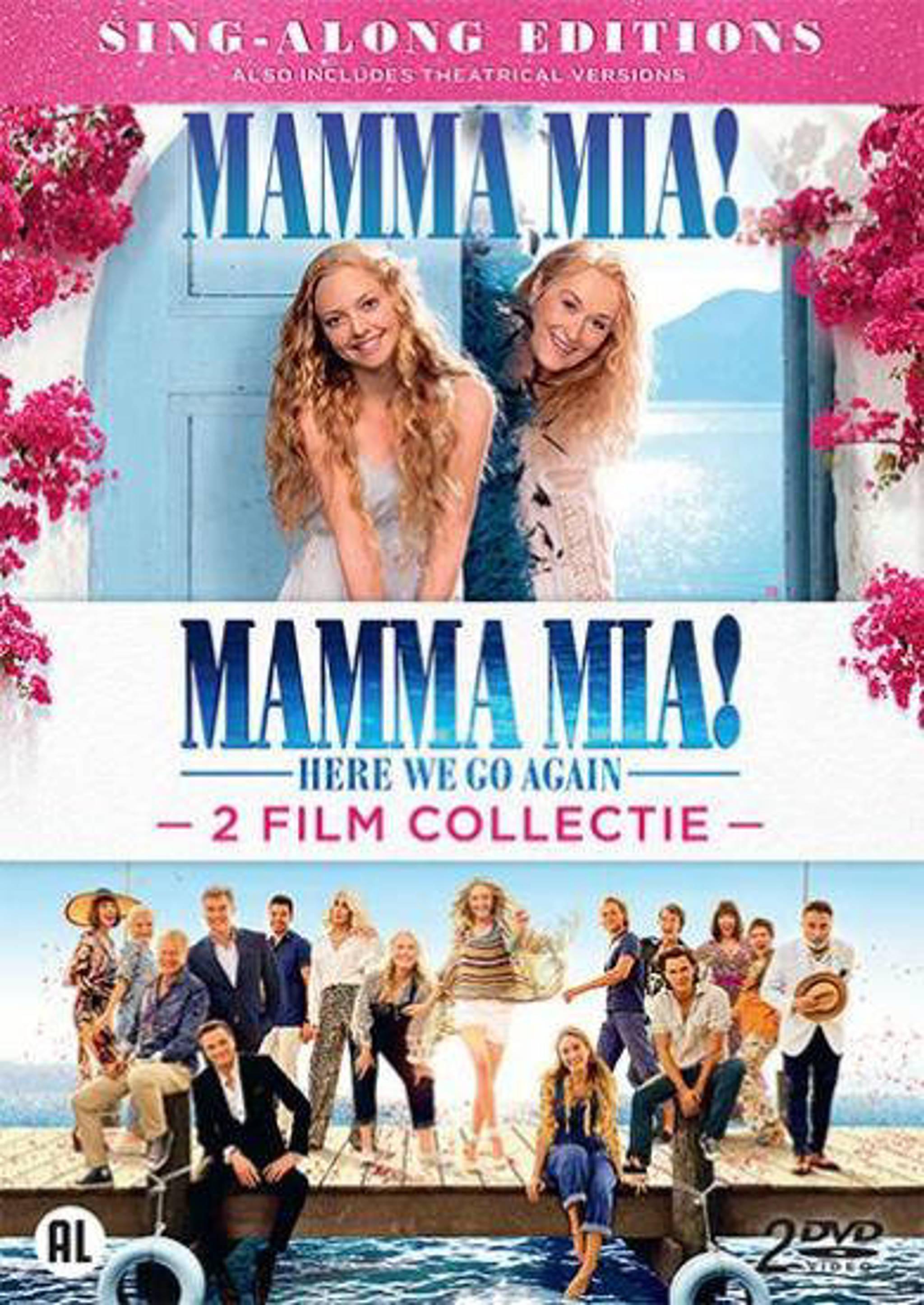 Mamma Mia 12 Dvd Wehkamp