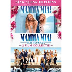 Mammamia 1&2 (DVD)