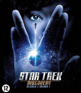 Star trek discovery - Seizoen 1  (Blu-ray)
