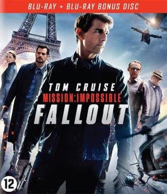 Mission impossible 6 - Fallout (Blu-ray)
