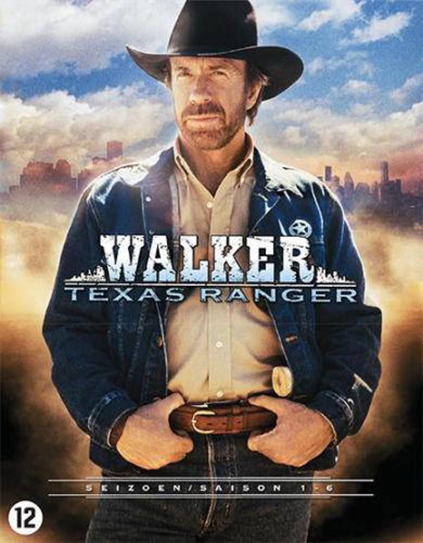 Walker Texas ranger - Seizoen 1-6 (DVD)
