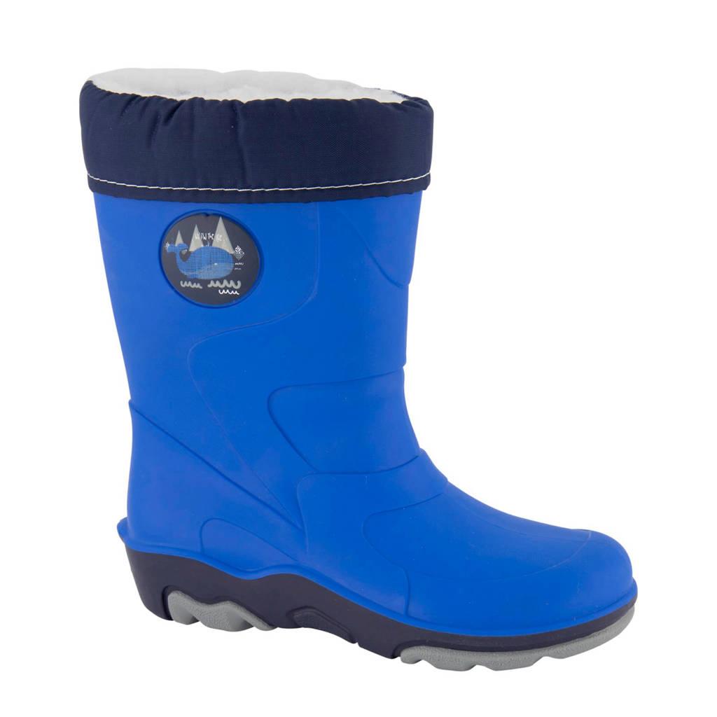 vanHaren Cortina regenlaarzen blauw, Blauw