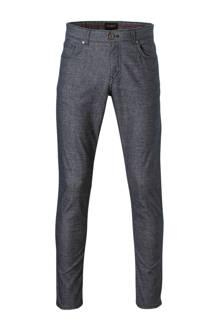 Westbury straight fit jeans grijsblauw