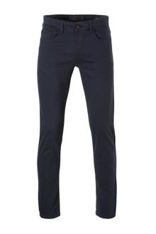 Angelo Litrico slim fit jeans donkerblauw