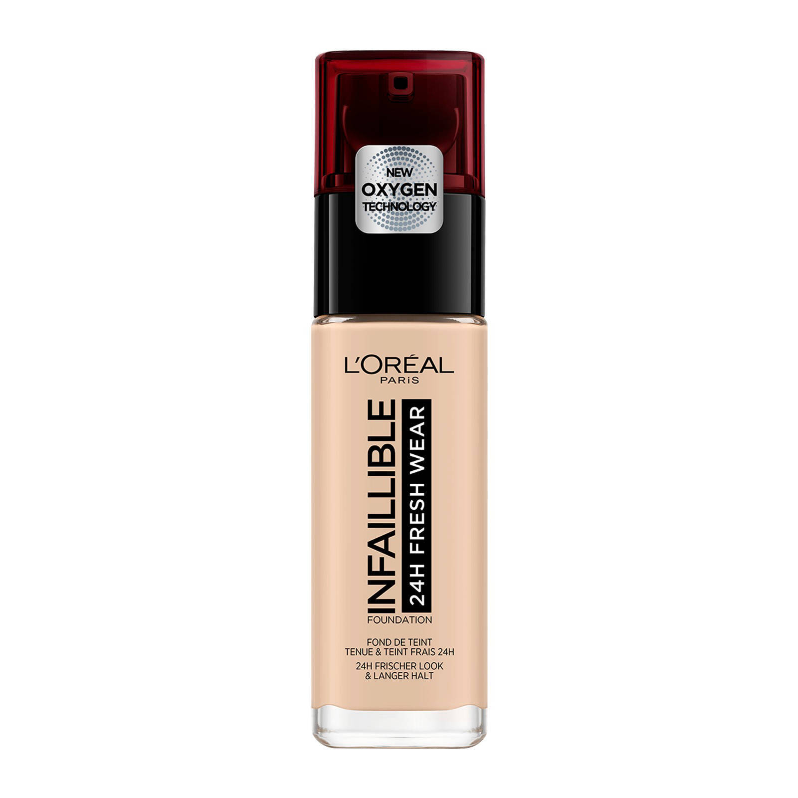 L'Oréal Paris Infallible foundation - 20 Ivory