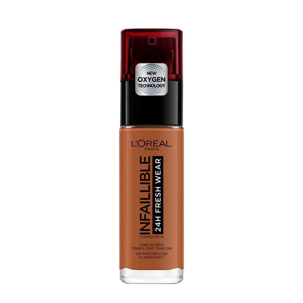 L'Oréal Paris Infaillible foundation - 365 Deep Gold