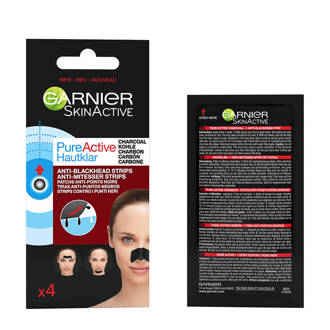 Skinactive Pure Active Charcoal Nose strips