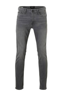 Jack & Jones Originals slim fit jeans Tim grijs (heren)