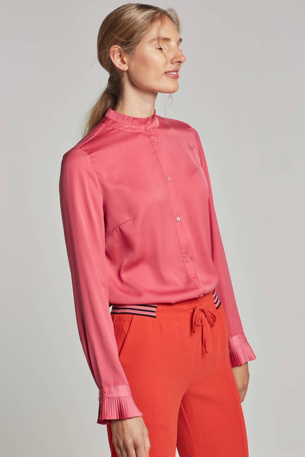 Modström blouse roze, Roze