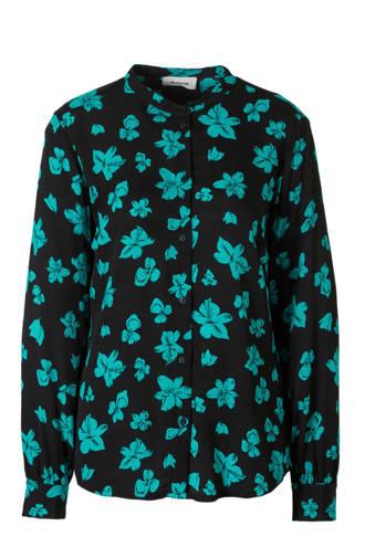 Mandy blouse met bloemenprint