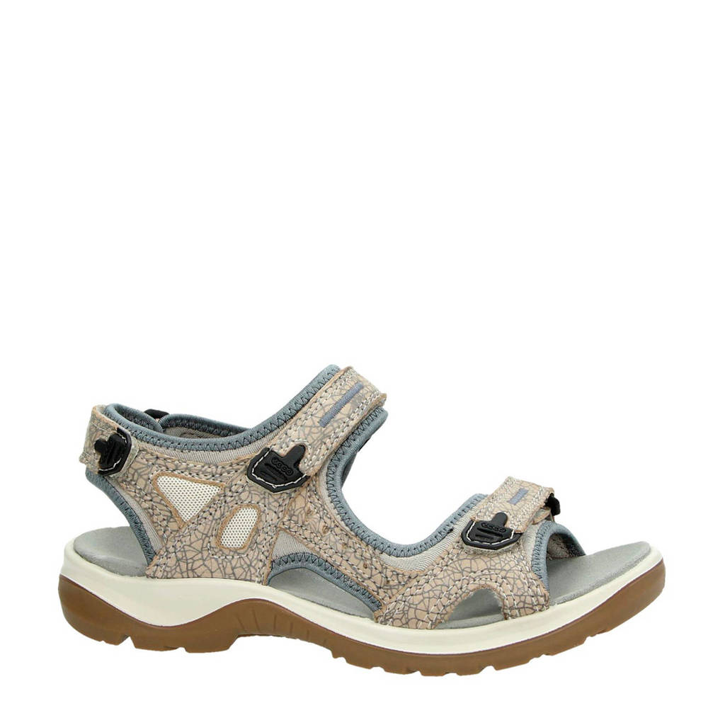 8c133a93fd0b9b Ecco Offroad outdoor sandalen beige