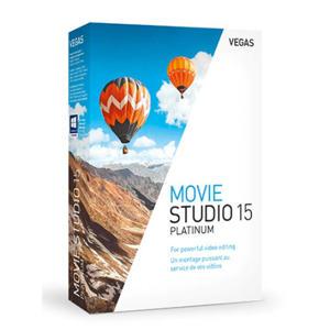 VEGAS movie studio 15 - Platinum (PC)