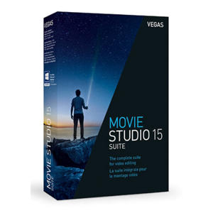 VEGAS movie studio 15 - Suite (PC)