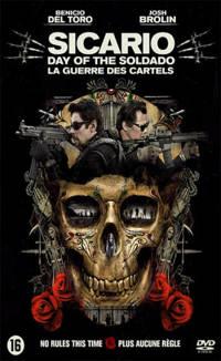 Sicario 2 - Day Of The Soldado (DVD)