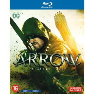 Arrow - Seizoen 1 - 6 (Blu-ray)