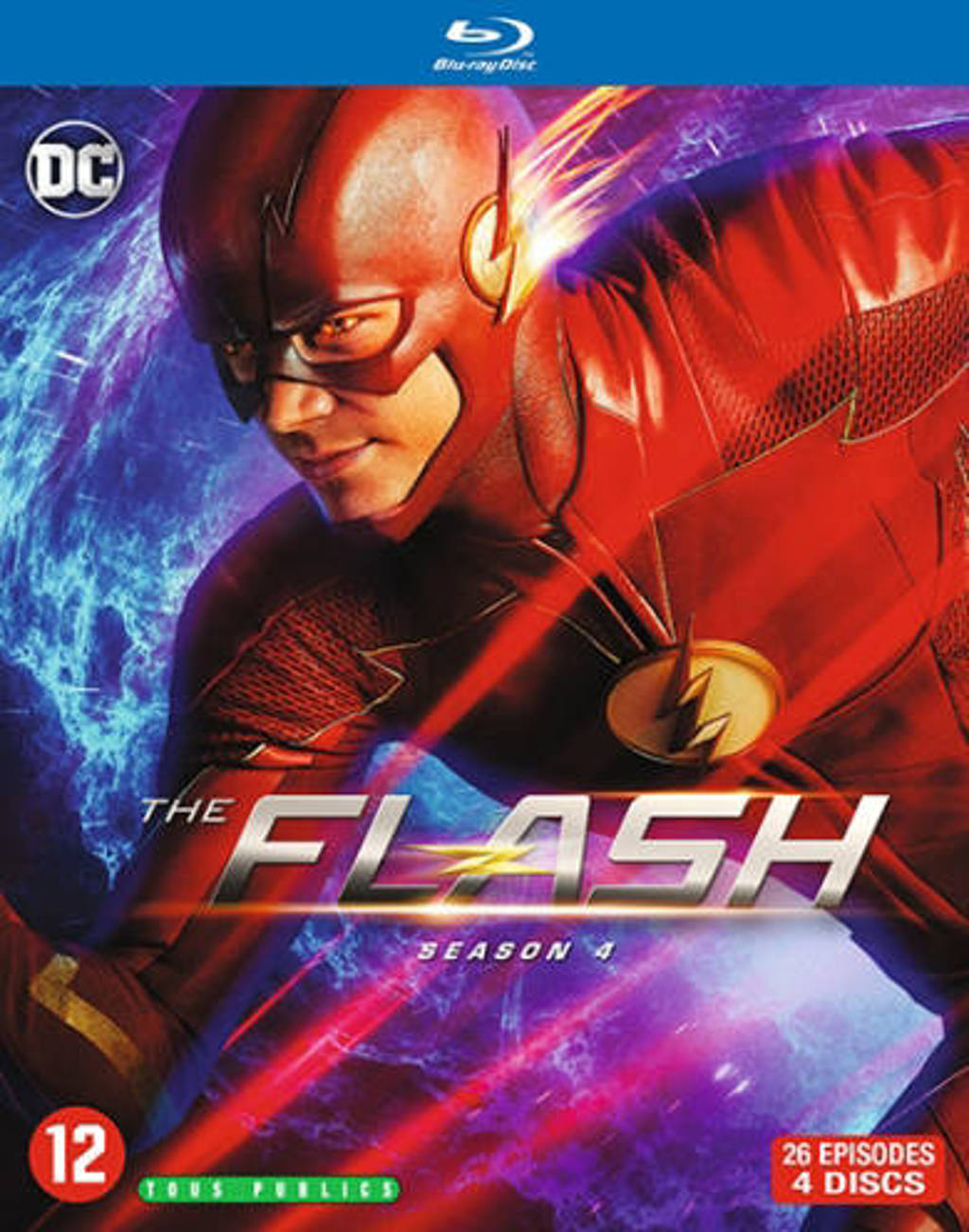 Flash - Seizoen 4 (Blu-ray)