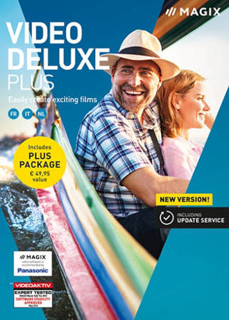 Magix video deluxe plus (PC)