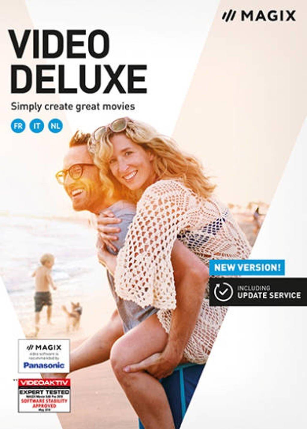 Magix video deluxe (PC)