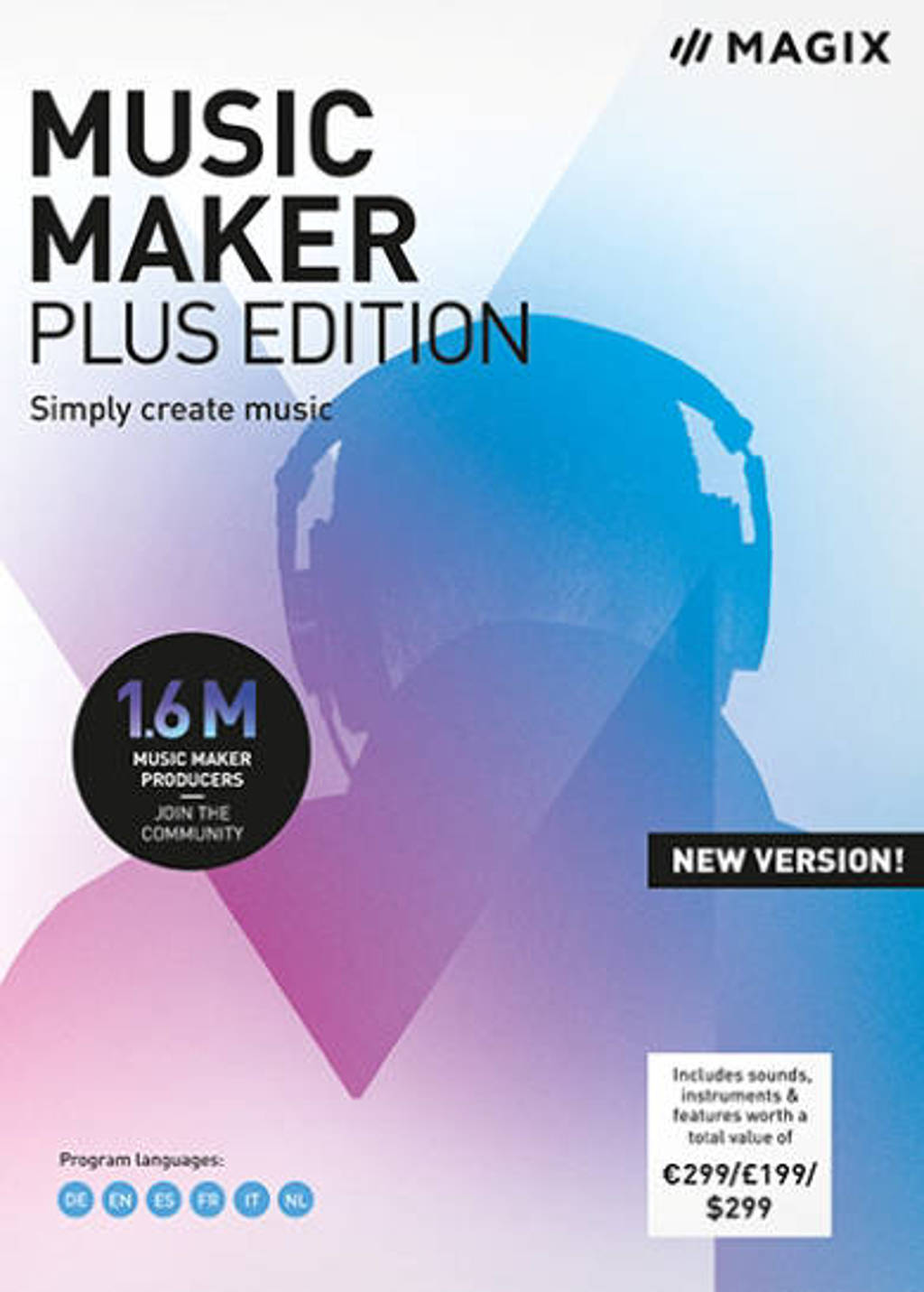 Magix music maker plus (PC)
