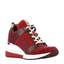 Georgie trainer sneakers rood