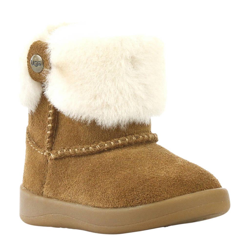 UGG  suède boots bruin, Lichtbruin