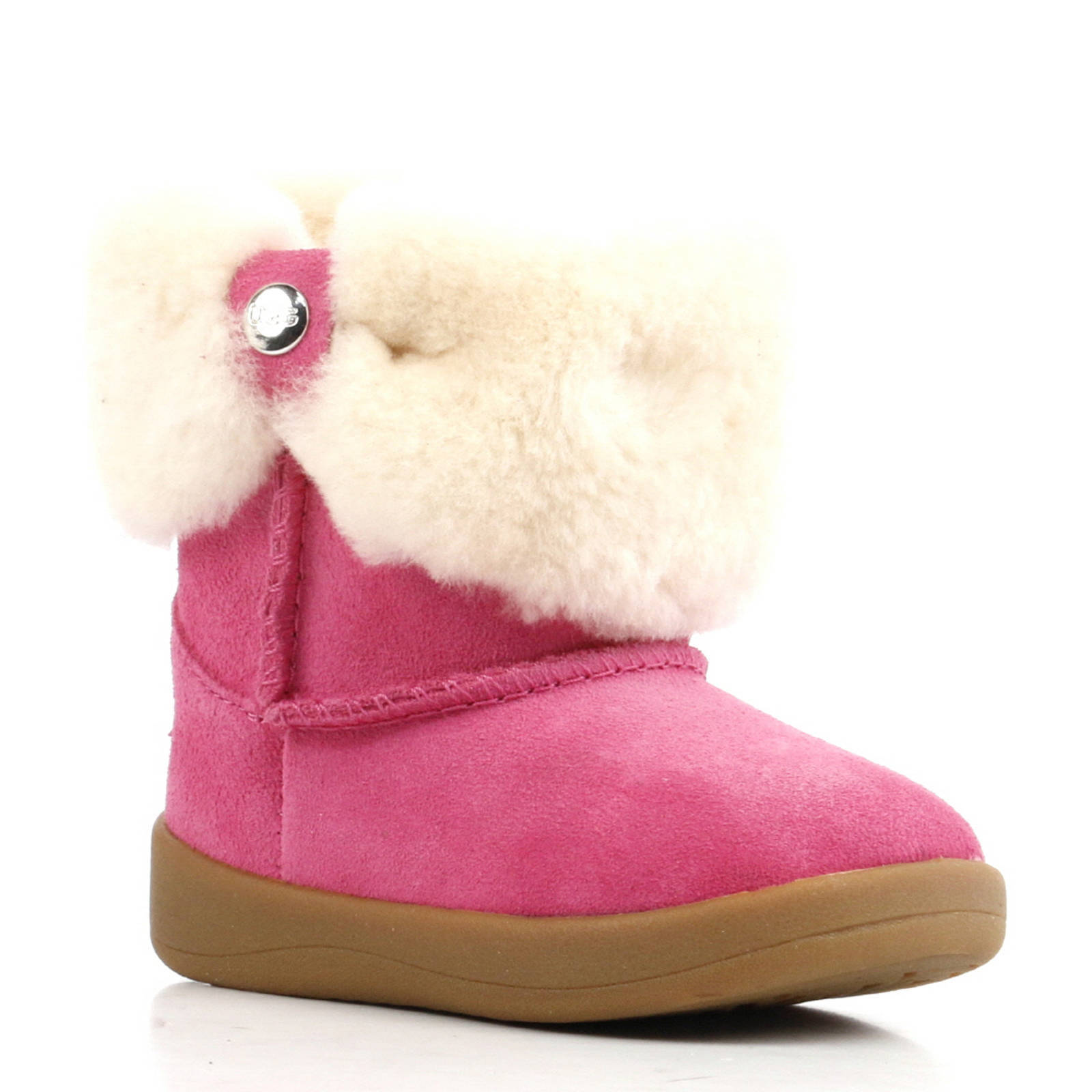UGG suède boots roze (meisjes)