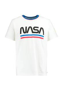 T-shirt Edgar wit